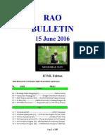 Bulletin 160615(HTML Edition)