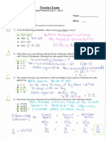 solutions - end of term 2 practice exam