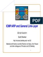 ICMP-ARP and General Link-Layer