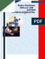 Cover Panduan Skills Lab,Muskulo