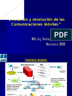 Evoluci n y Revoluci n de Las Comunicaciones M Viles