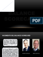 Balance Score Card DIAPOS