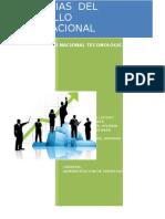 ESTRATEGIAS DEL DESARROLLO ORGANIZACIONA1.docx