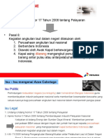Cabotage di Indonesia