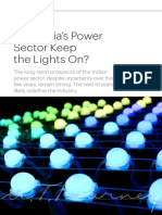 Can Indias Power Sector Keep the Lights On