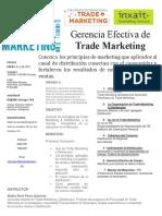 3 Brochure Para Insaforp - Diplomado TRADEMKT-Gerencia de Trade Marketing