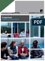 Engineering Computing Postgraduate Brochure