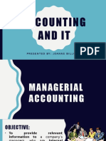 Accounting and IT