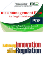 RMP Establishment Discussion - 17 December 2014