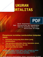Ukuran Mortalitas Edisi Revisi