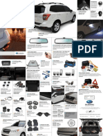 2015 Forester AccessoryBrochure(US)