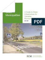 A Guide to Green Infrastructure for Canadian Municipalities En