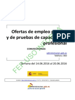 BOLETIN OFERTA EMPLEO PUBLICO 14.06.2016 AL 20.06.2016.pdf
