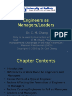 11 - Engineers as Managers & Leaders