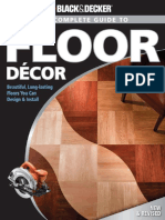 Black & Decker the Complete Guide to Floor Decor