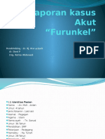 Laporan Kasus Akut Furunkel