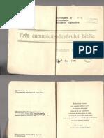 Arta Comunicarii Adevarului Biblic - Haddon Robinson