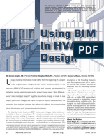 Using BIM in HVAC Design