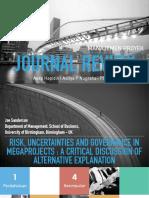 Jurnal Review Manajemen Resiko