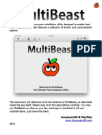 MultiBeast Features