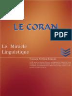 Coran Le Miracle Linguistique