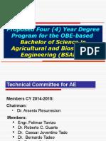 4-Year BSABE Program