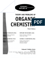 Organic Chemistry by  Schaum'S OUTLINE