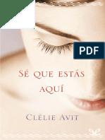 Avit, Clelie - Se Que Estas Aqui [27610] (r1.0)
