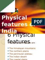india features