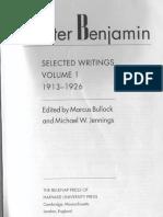 [Walter Benjamin, Marcus Bullock, Michael W. Jenni(BookZZ.org)