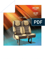 Reclining Seats CSR38D