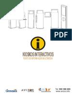 Kioskos interactivos