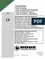 Boge C7 Compressor Manual