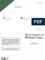 Manual Brasileiro de Hipnose Clínica