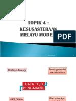Topik 4-Km Moden