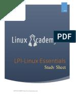 v4la Linuxessentials Studysheet 1434756799