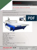 Machine de Gravure Vr1530