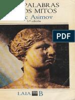Isaac Asimov - Las Palabras y Los Mitos