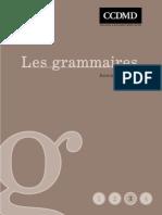 Les Grammaires III
