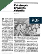 PSICOTERAPIA PREVENTIVA