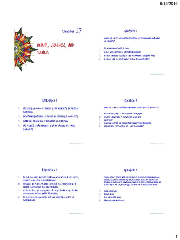 eudemonistic model of health