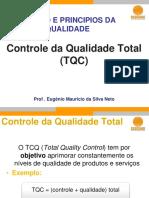 Aula II - Gestão Qualidade - TQC- Gurus