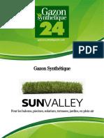 Gazon Synthetique Sun Valley - Gazonsynthetique24