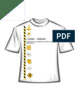 Camiseta SIPAT