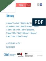 Nexray 2010