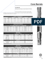 Acker Tooling Catalog Core Barrels