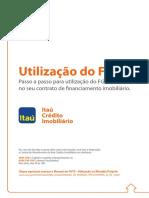 Utilizacao Fgts Contrato Vigente 2012