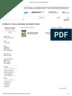 Busca_ Ser Escravo No Brasil _ Estante Virtual
