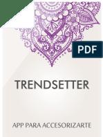 """Aplicación """"Trendsetter"""""""