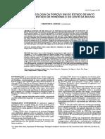 Sousa 1991 - Revisao Geologia SW Cráton Amazonico